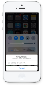 airplay iphone to mac