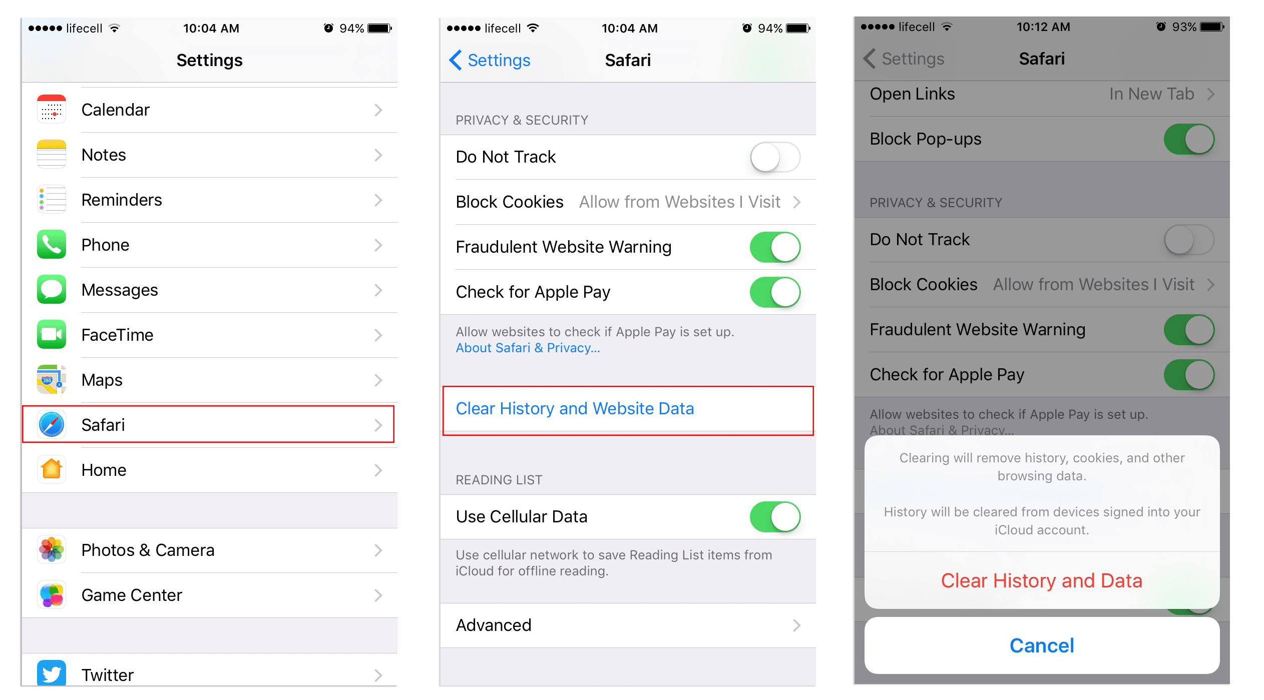 How to Delete Search History on iPhone | Nektony Blog