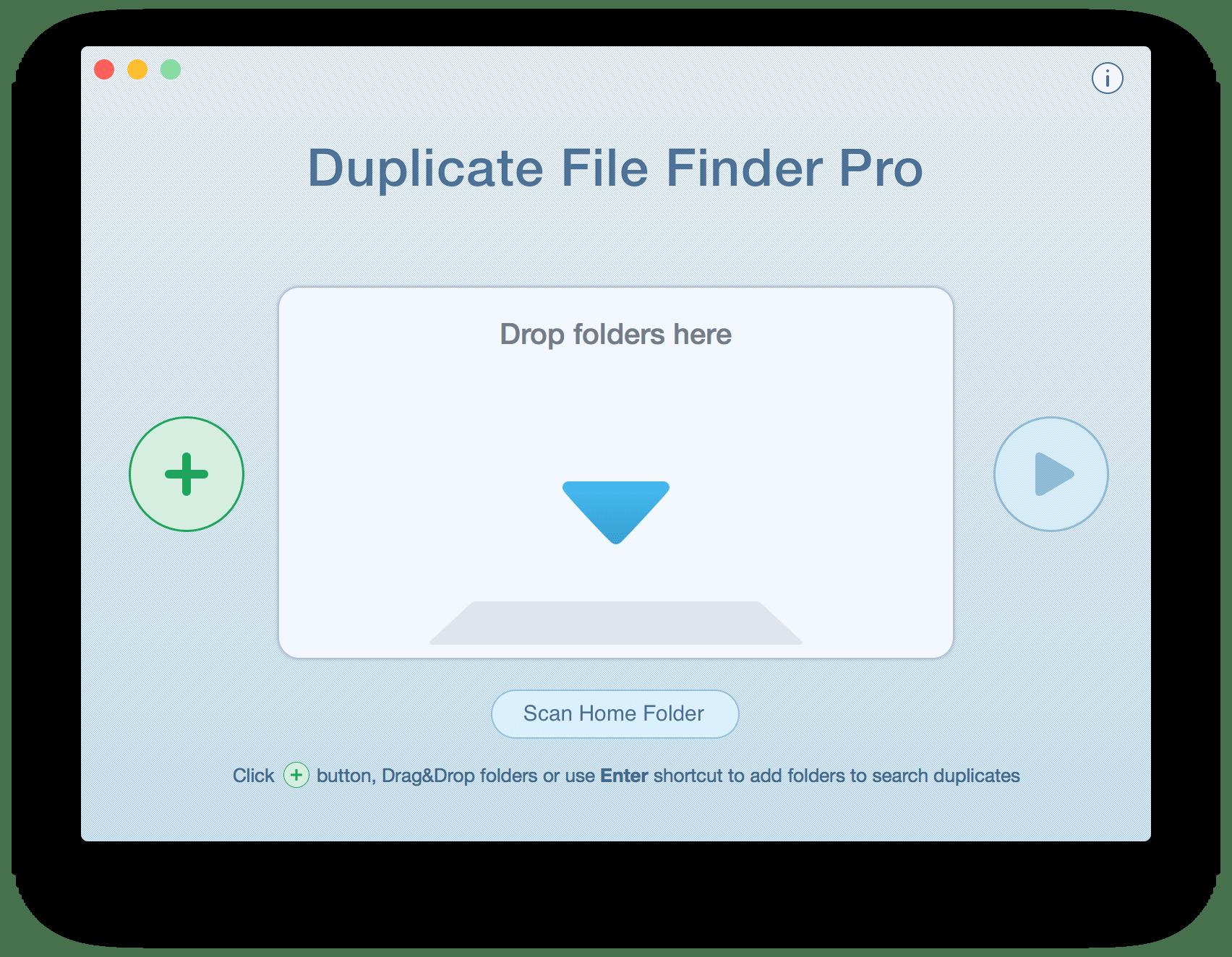 duplicate finder - start