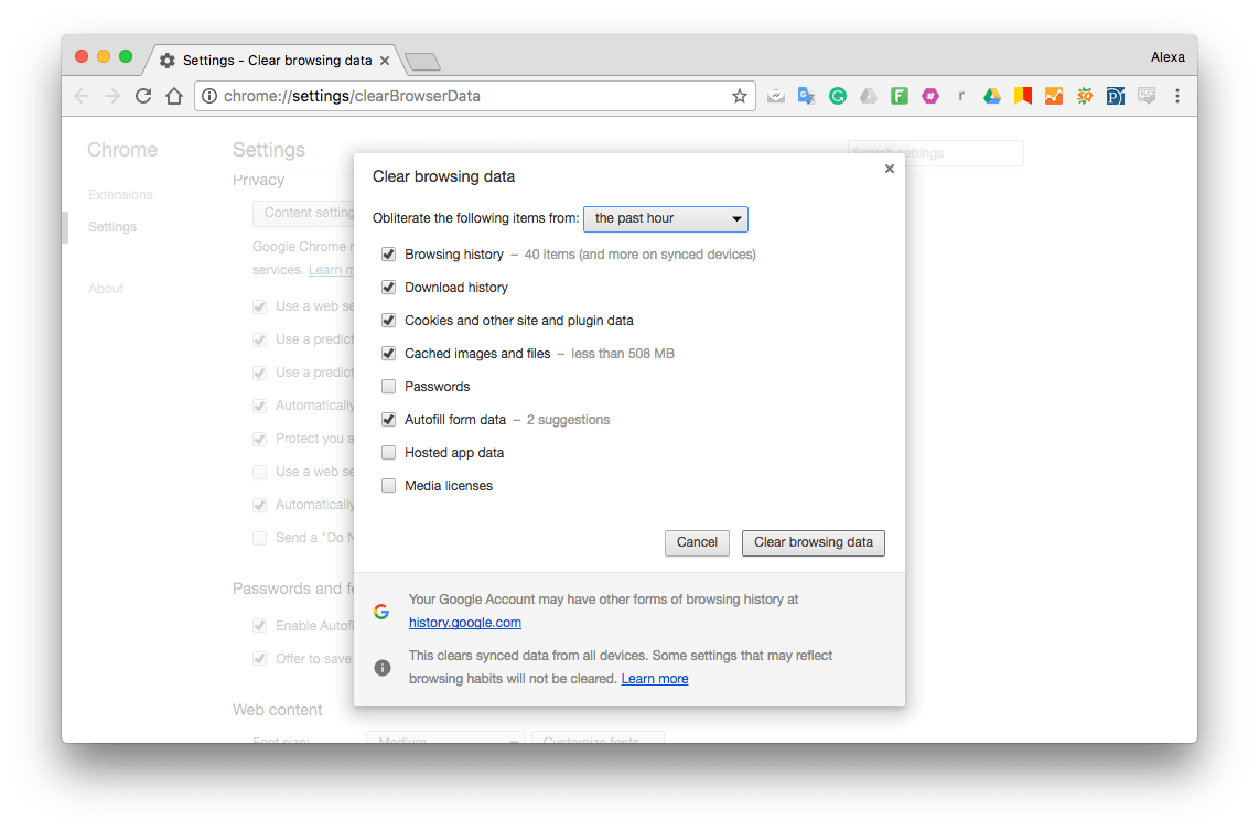 Another Easy Way To Clear The Web Cache Or Caches Of Any Mac Application  And The System Is To Use A Free Utility App Cleaner & Uninstaller Pro