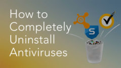 How to Uninstall Antivirus for Mac
