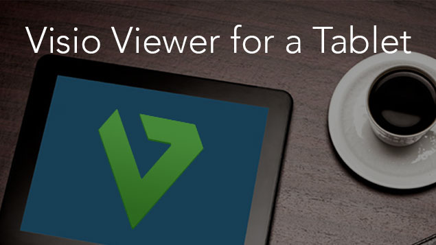 Android Visio Viewer for Tablet