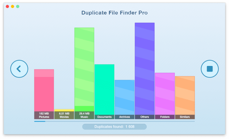 identical file finder