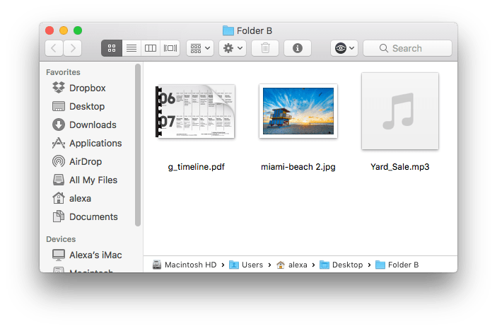 how to delete duplicate files in a folder