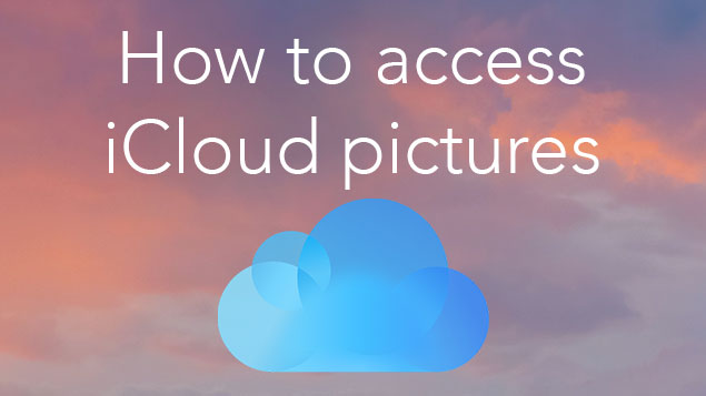 icloud pictures