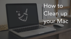 5 tips to clean your Mac