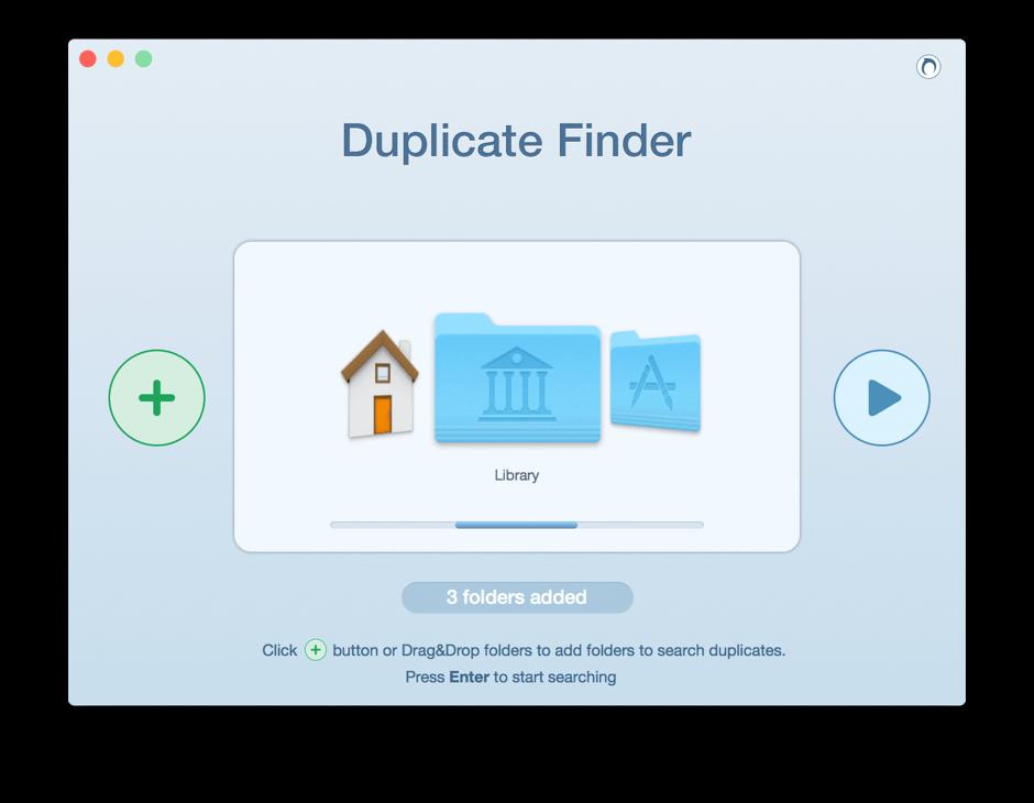 Duplicate File Finder choose the drives