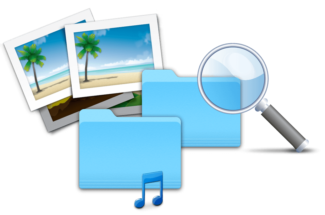 Duplicate File Finder on mac