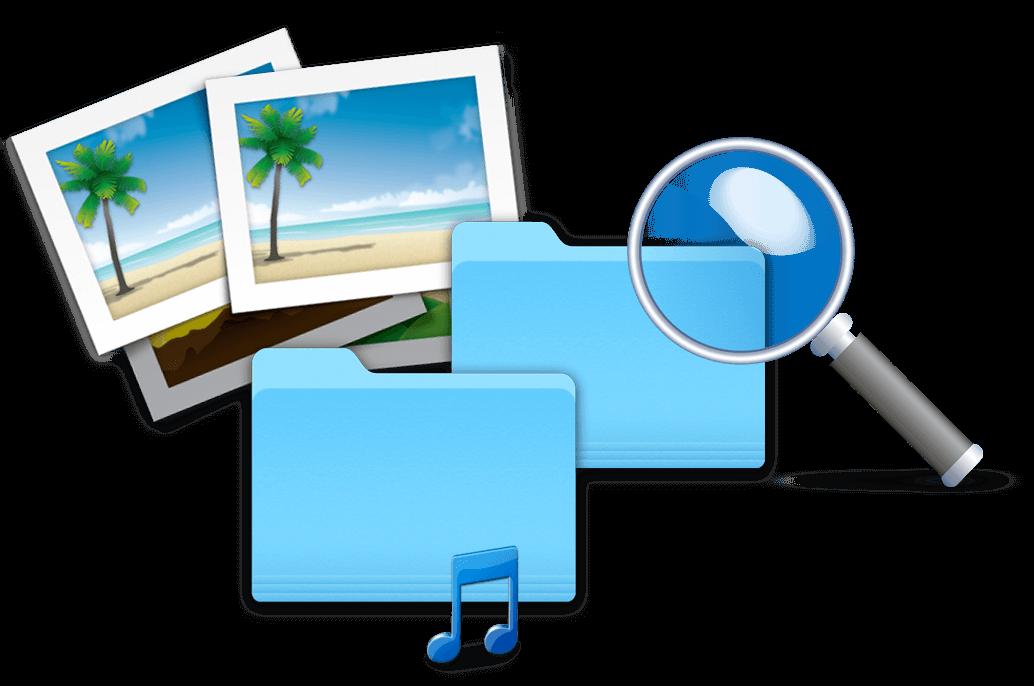Duplicate File Finder on mac