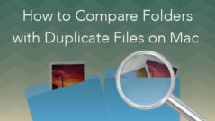 Select duplicates in particular folders with Duplicate File Finder