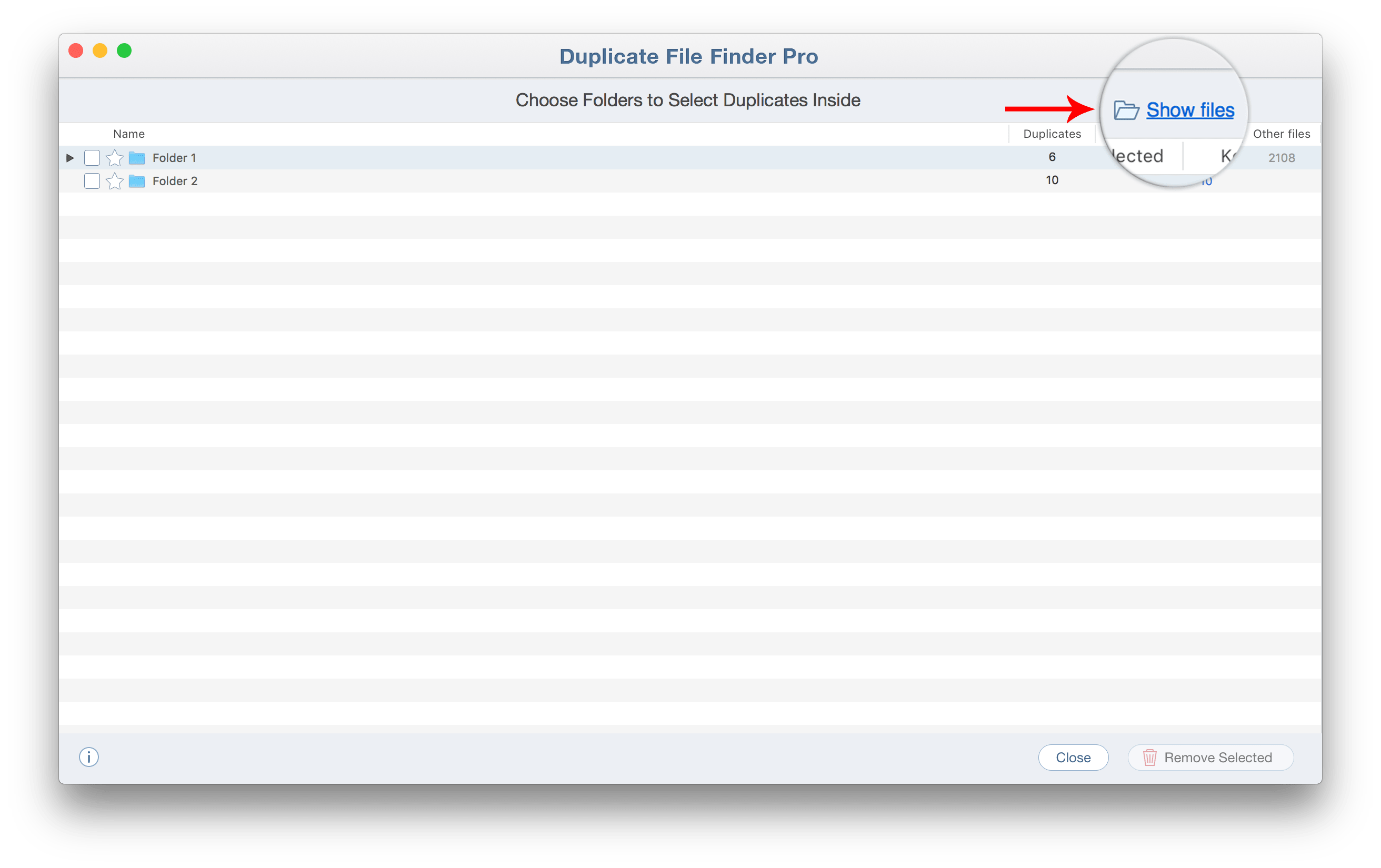 duplicate files on mac