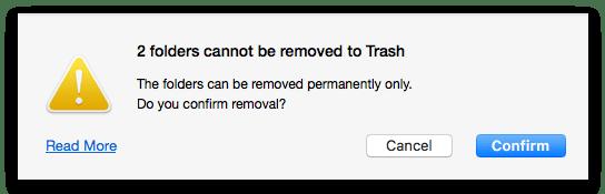 remove duplicates permanently