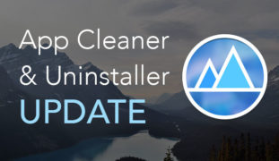 new app cleaner