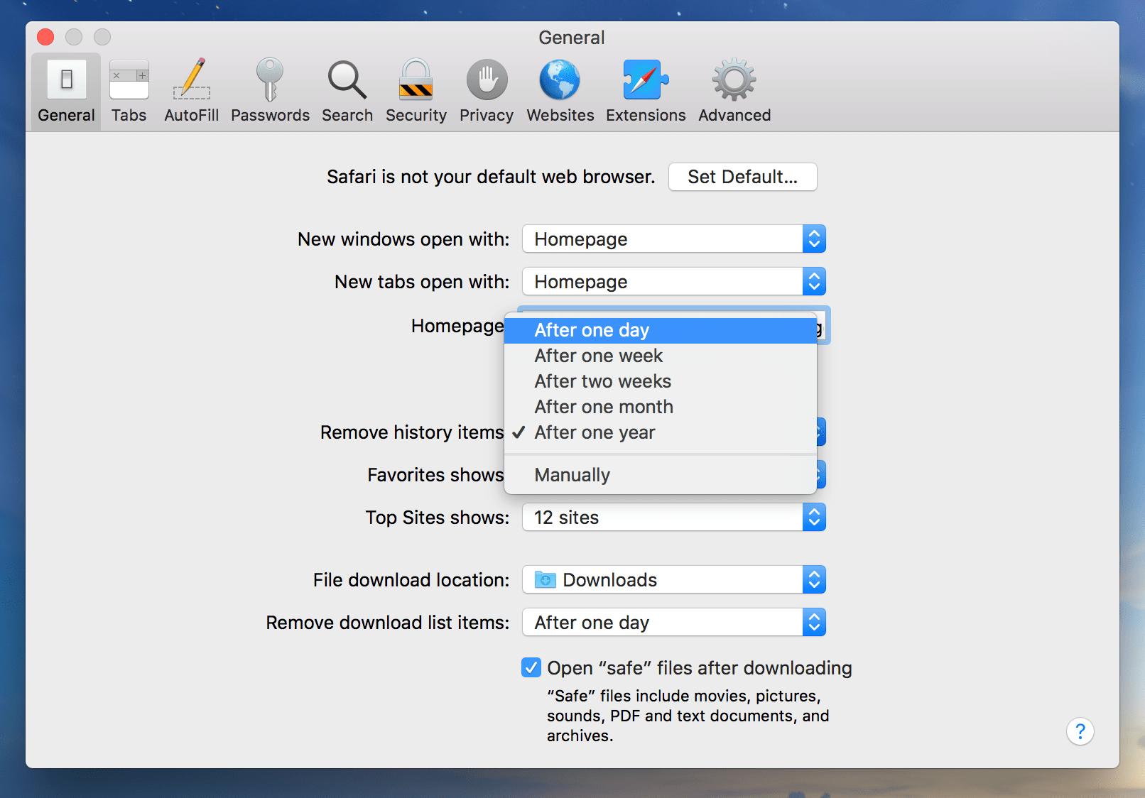 How to Reset Safari on Mac | Nektony Blog