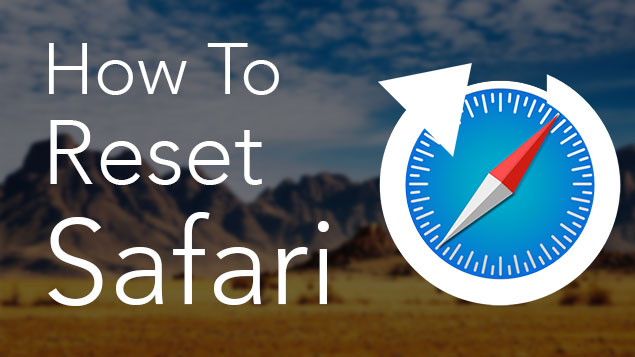 how to clear safari cache