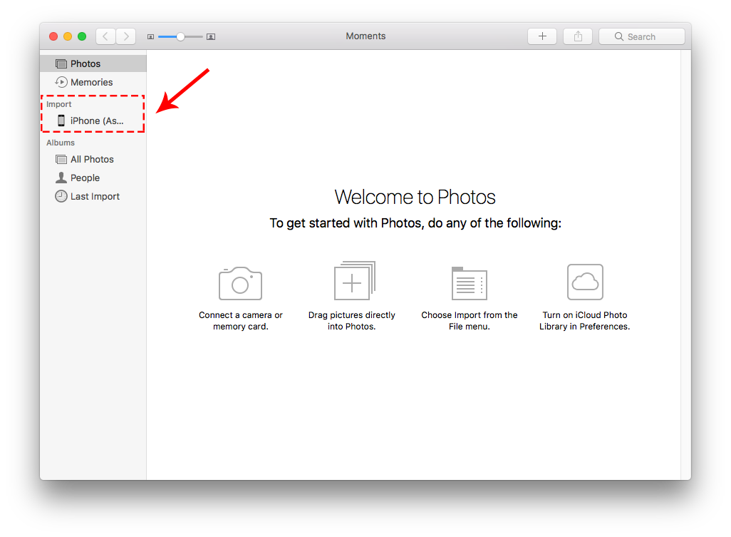 Stop iPhoto From Opening Automatically | Nektony Blog