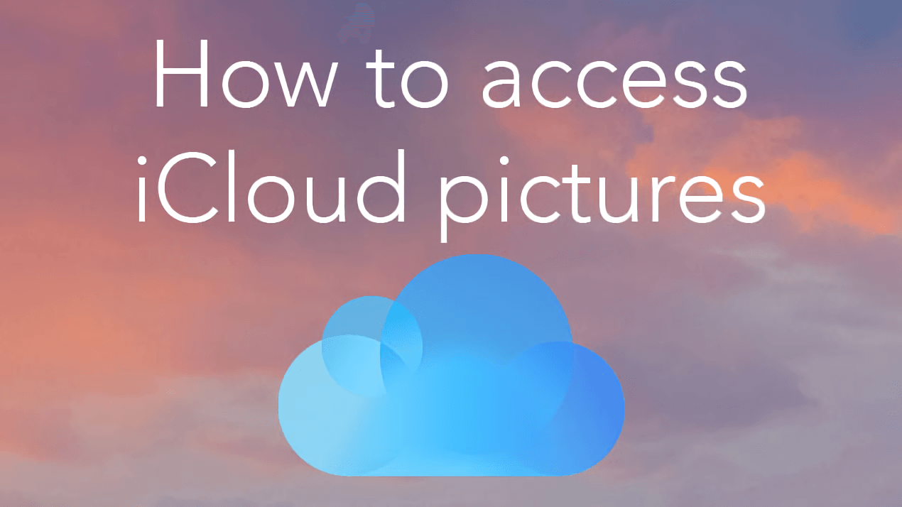 How to access iCloud Photo Library