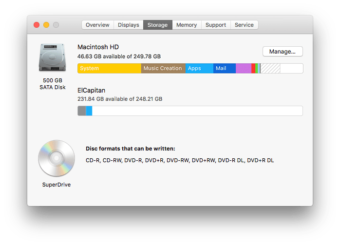 How To Clear Disk Space Mac Disk Usage Analyzers Nektony Blog