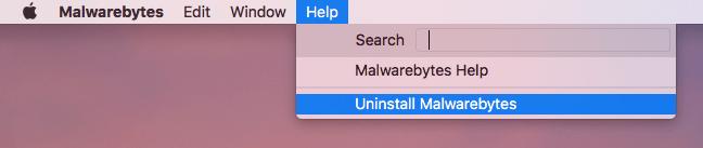 How to Uninstall Malwarebytes on Mac