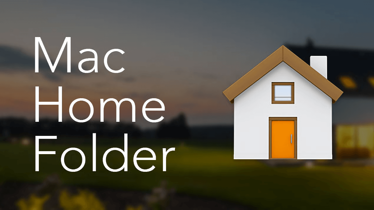 Frequently Asked Questions about Mac Home Folder