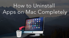 uninstall apps mac