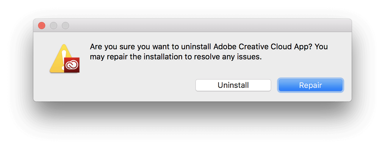 How to Uninstall Creative Cloud on Mac