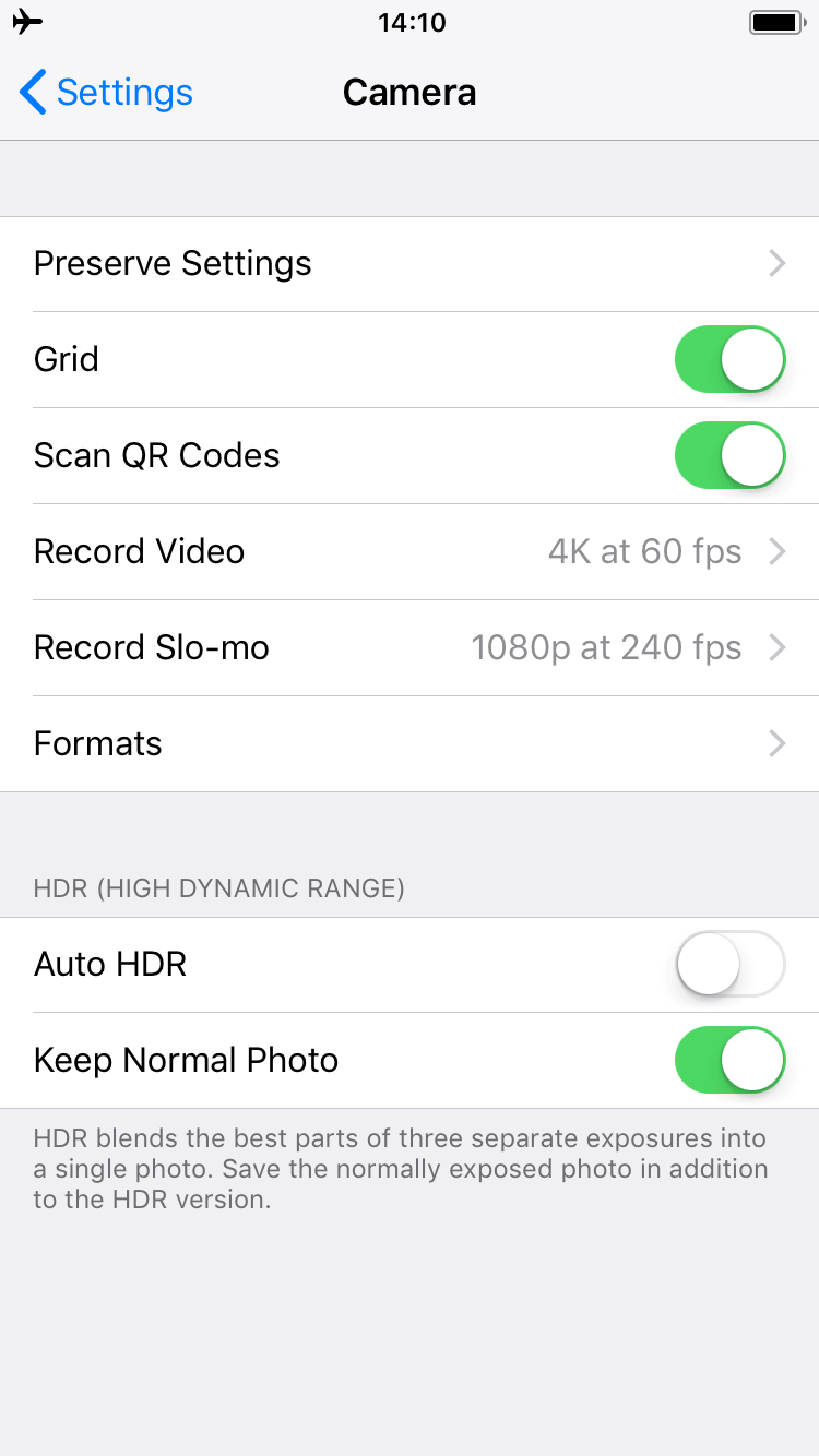 manage photos on iphone