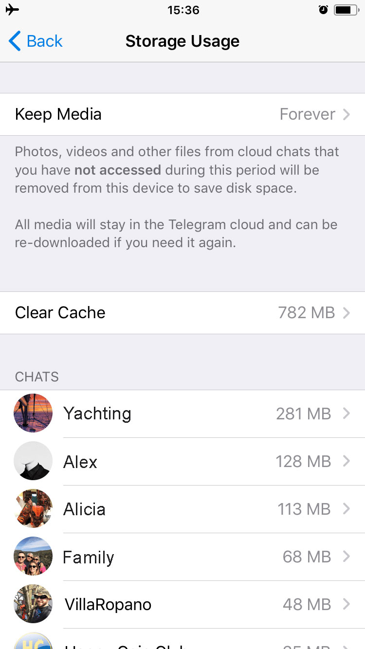 how to manage storage on iphone
