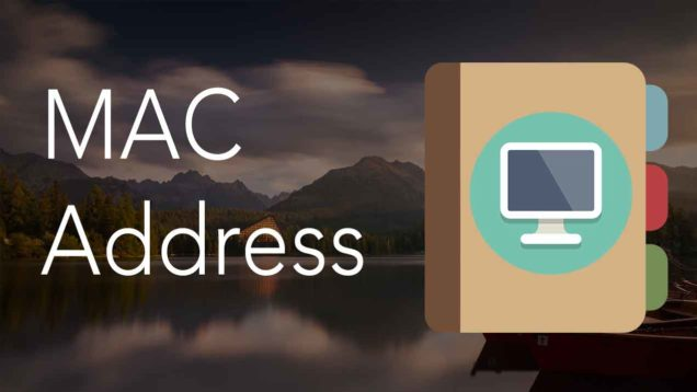 mac address lookup app