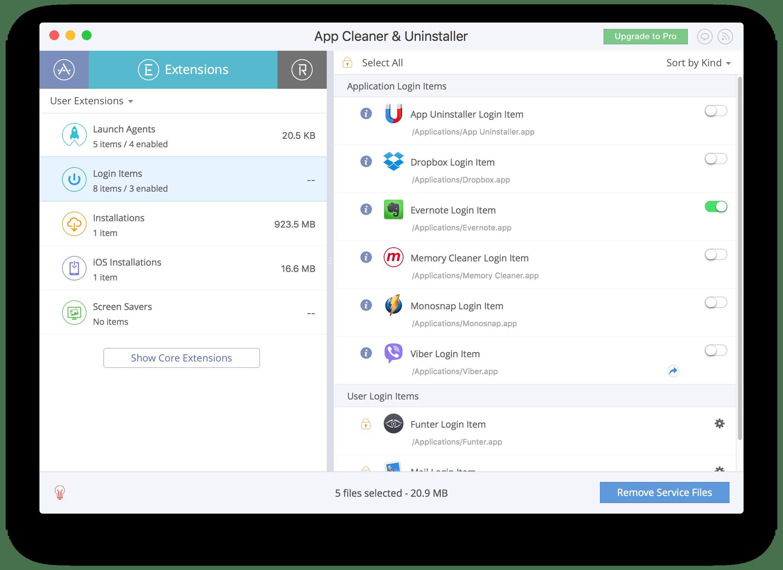 mac app cleaner