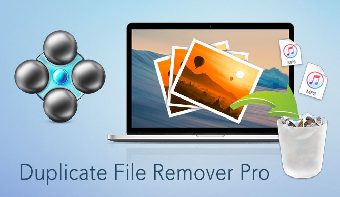 Duplicate File Finder and Remover for Mac
