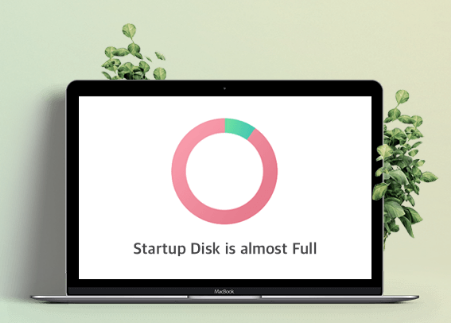 Clear Disk Space Mac >> Startup Disk Full Fixer - Free App for Mac Disk Cleanup