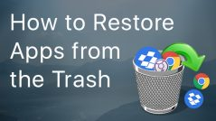 restore removed apps