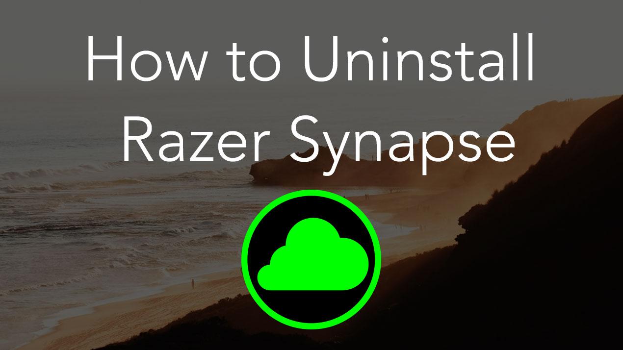 How to Delete Razer Synapse on a Mac