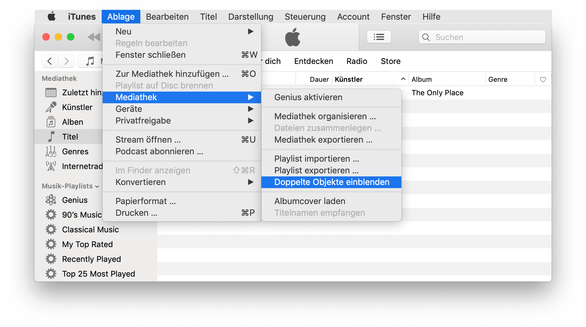 mac festplatte aufräumen