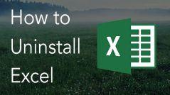 How to uninstall Excel on a Mac