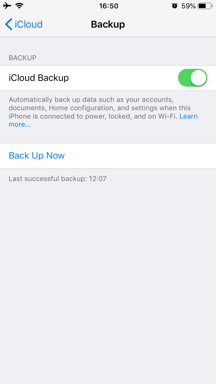 how to use icloud storage
