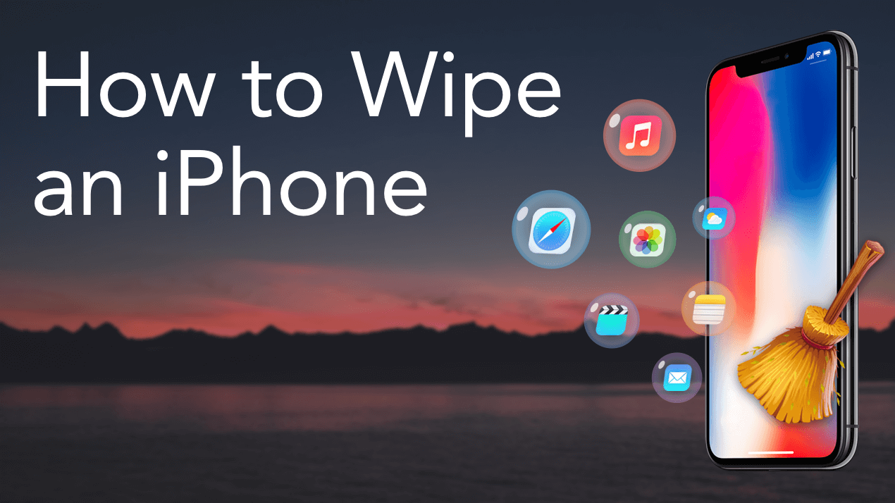 How to Wipe an iPhone