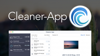 cleaner application