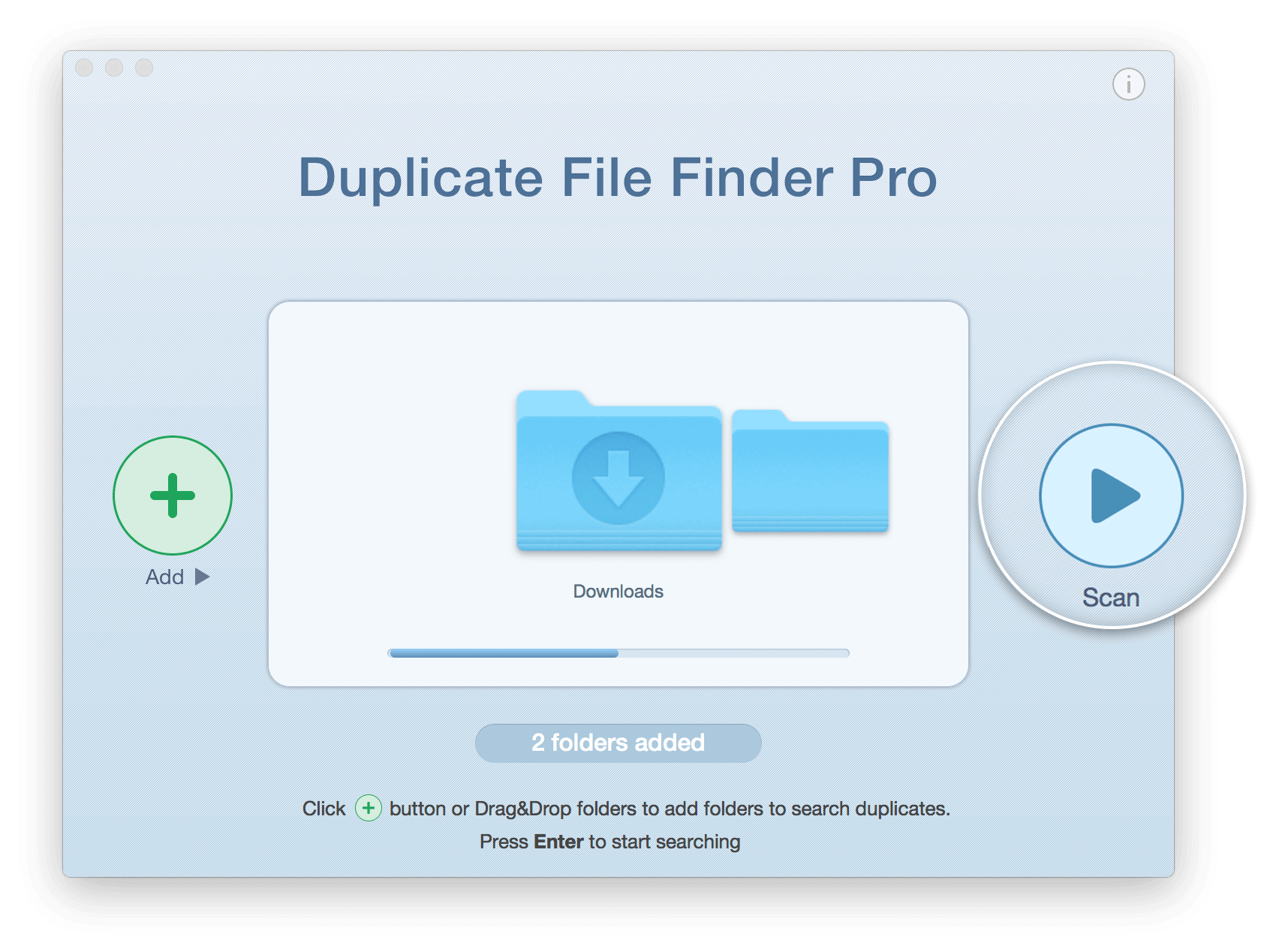 Duplicate File Finder program