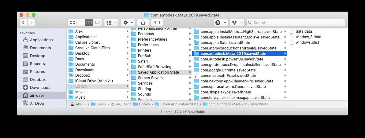 remove autodesk maya