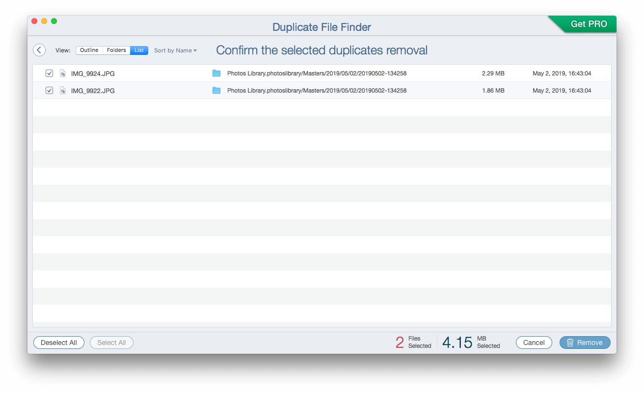 best duplicate file finder mac