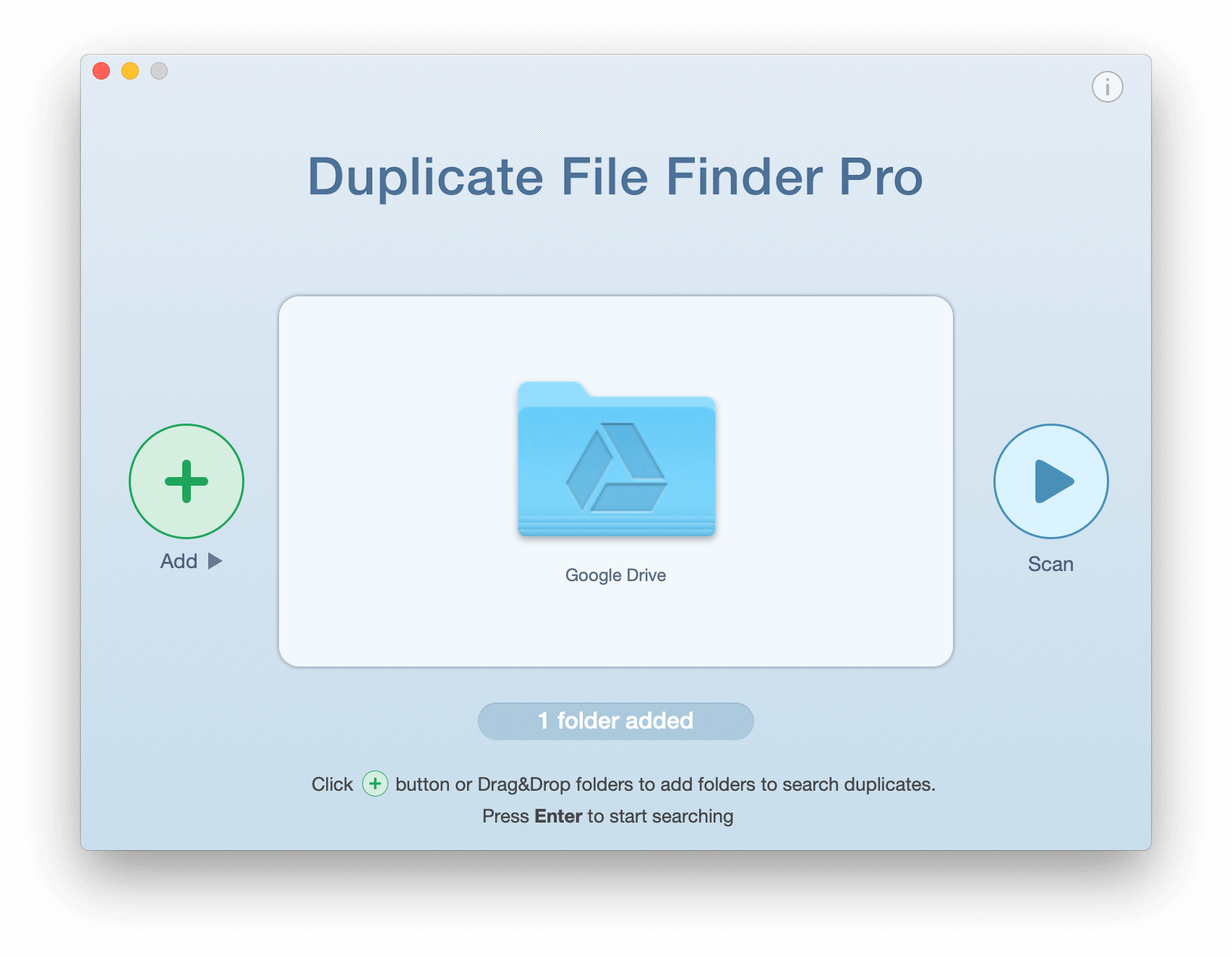 duplicate file finder on Google Drive