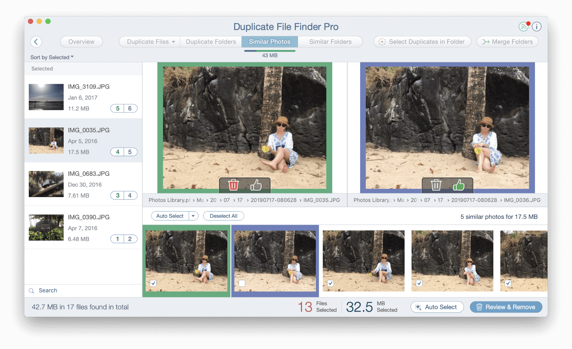 duplicate photo finder mac