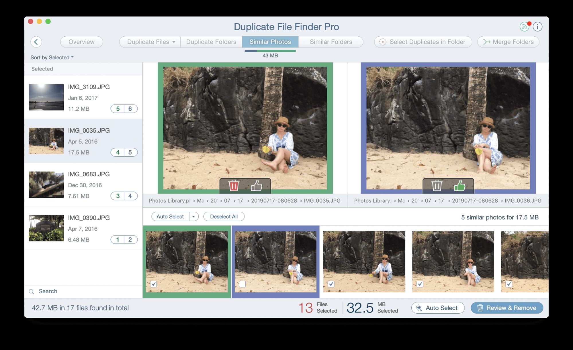 duplicate photo finder mac