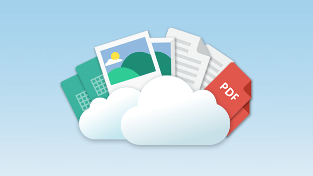 find duplicates in cloud storage