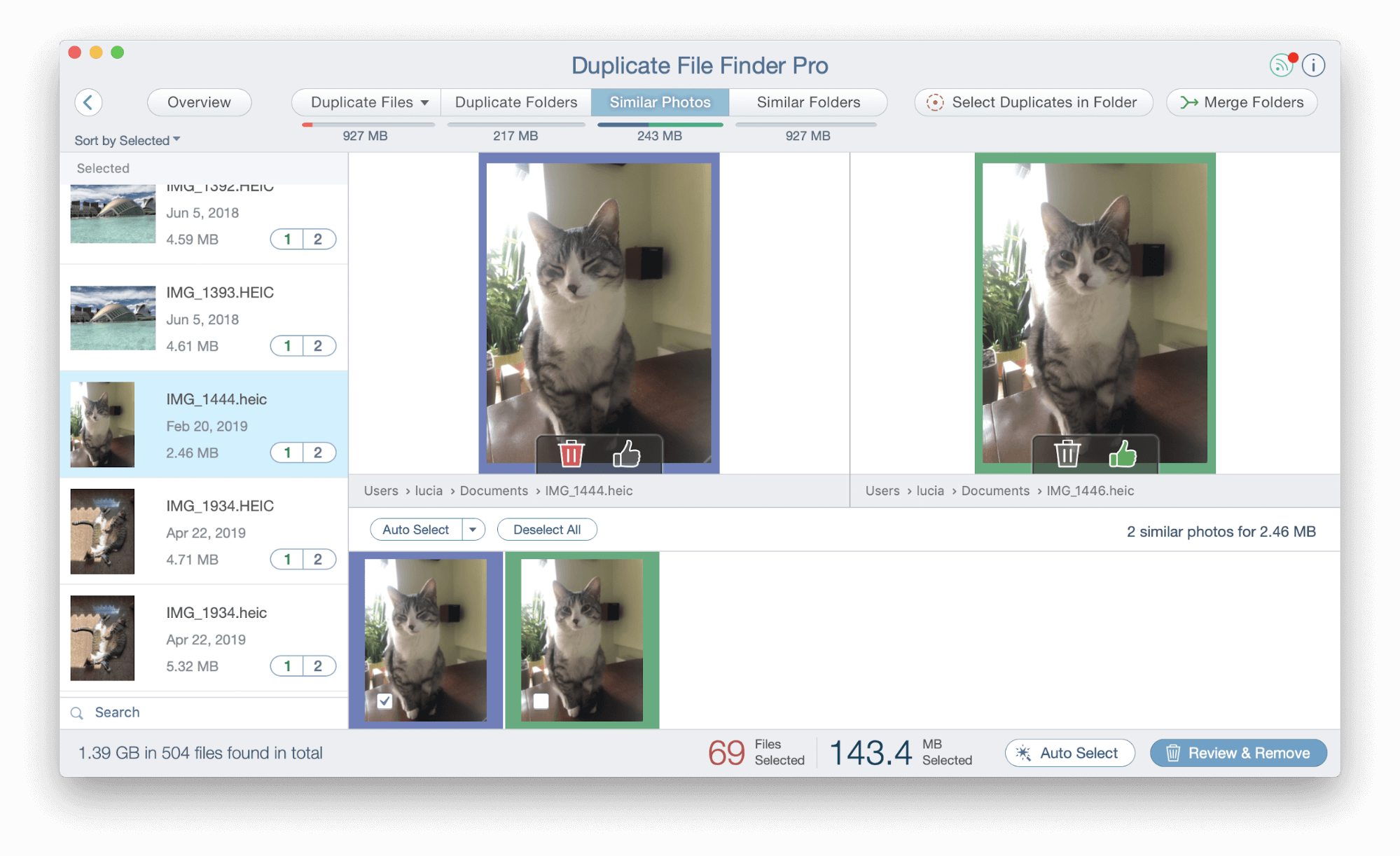 free duplicate photo cleaner