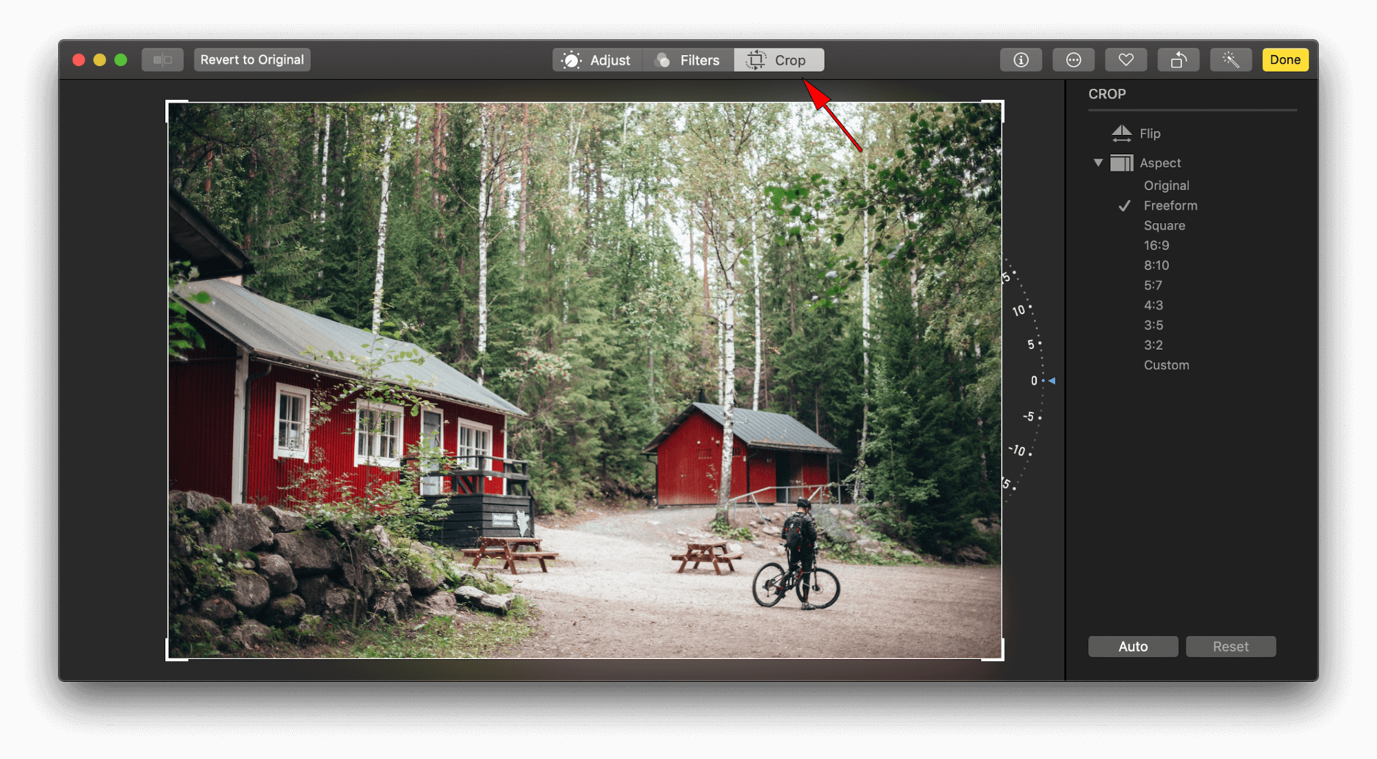 how to edit pictures on mac