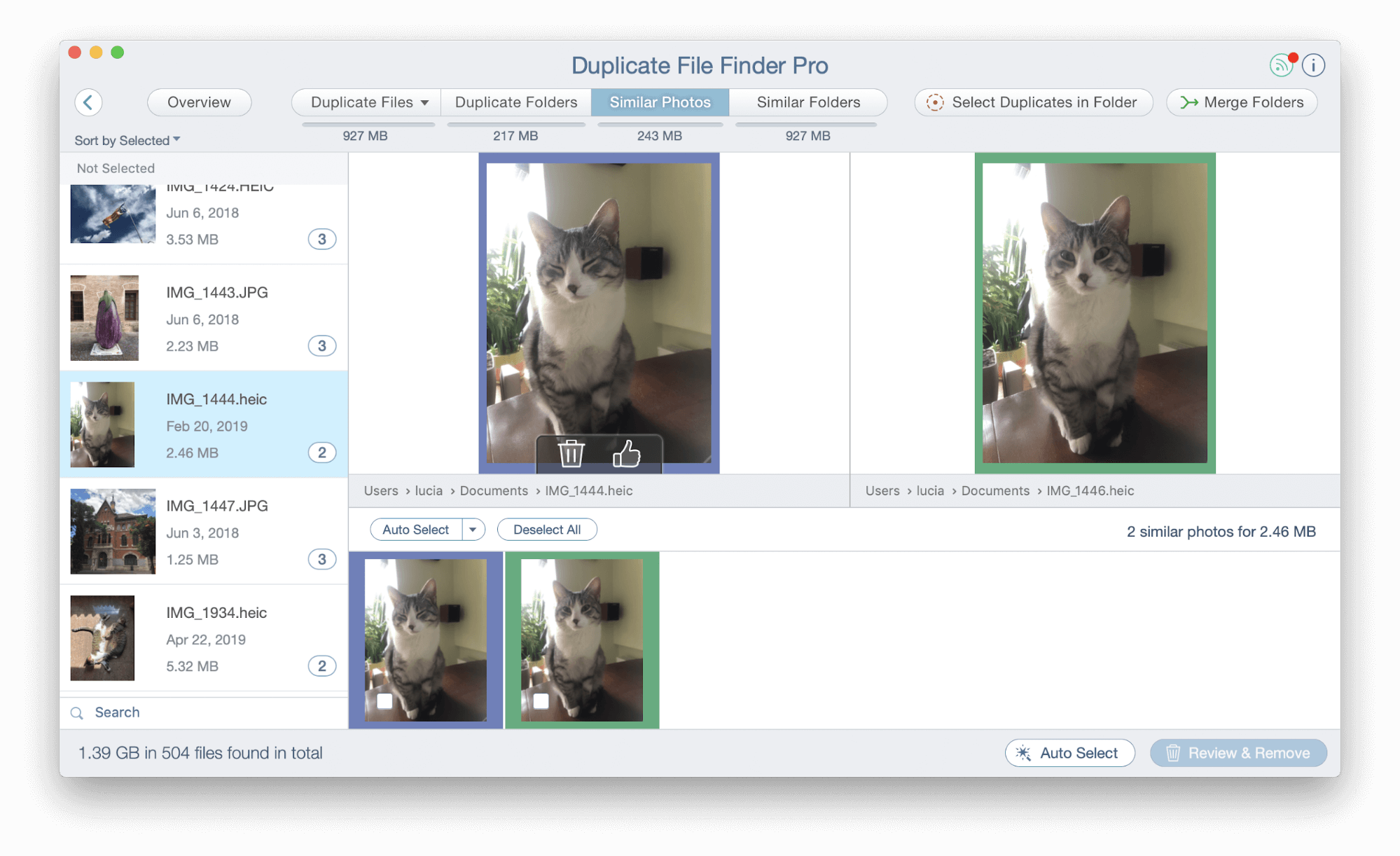 how to find similar photos