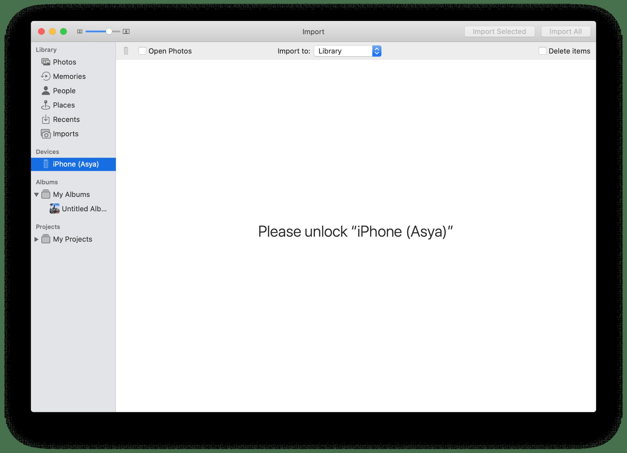 mac photos app tutorial